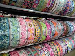 designer ribbon we renaissance ribbons let s sew