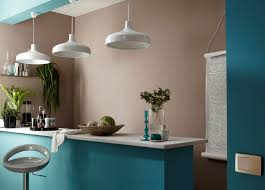 Bleu Canard Peinture by Cuisine Peindre Cuisine Decoration Maison Peinture Cuisine
