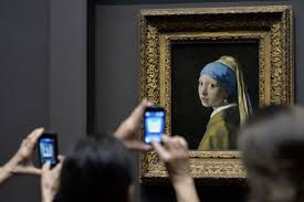 girl with pearl earring painting did the girl with the pearl earring paint a fifth of vermeer s