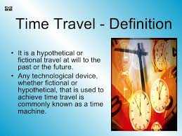 travel definition images Time travel main aspects jpg