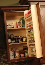 Kitchen Cabinet Door Storage Kitchen Cabinet Spice Rack Strikingly Ideas 19 Cabinet Door Spice