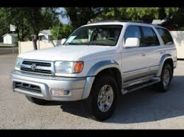 how much is a 1999 toyota 4runner worth used toyota 4runner for sale in tx 13 used 4runner