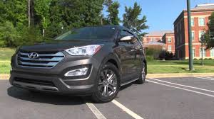 hyundai santa fe 2013 mpg hyundai santa fe sport mpg review the 50 mile drive