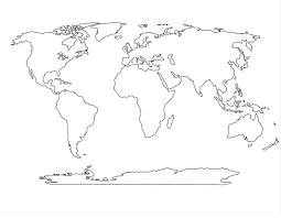 printable world map blank countries printable world map blank pdf new world map continents outline new