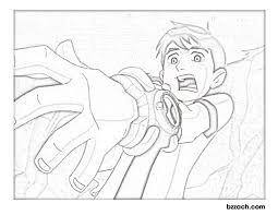 ben 10 coloring pages free coloring pages kidsfree coloring