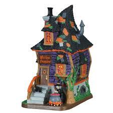 lemax spooky town lemax spooky town shade garden cart