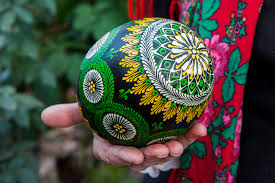 Easter Egg Decorating Polish by A Foreigner U0027s Guide To Polish Folk Art Article Culture Pl