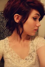 cute short hairstyles fade haircut