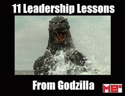 Godzilla Nope Meme - 11 leadership lessons from godzilla me2 solutions