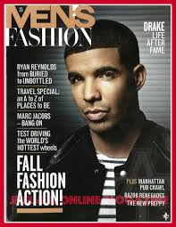 Men Hairstyle Magazine by Drake Covers Men U0027s Fashion Magazine U2013 Jnel U0026 J Magazine