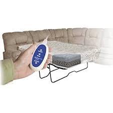 sofa bed mattress size amazon com queen air dream sleeper sofa replacement mattress