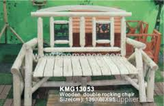 wooden double rocking chair products list china manufacturer