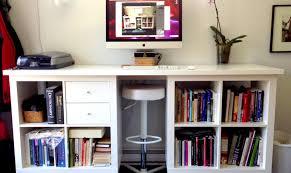Bookcase Desk Diy 8 Inexpensive Diy Standing Desks You Can Make Yourself