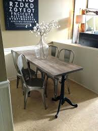 small dining room sets narrow dining table electricnest info