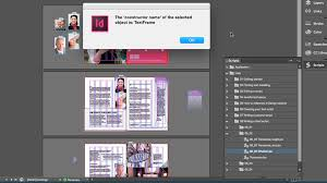 How To Make A Video Resume Script Indesign Scripting Made Easy