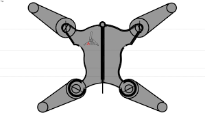 leoweick drone 32 sketch frame 3d warehouse