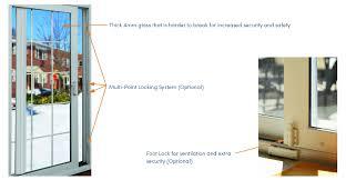 Patio Door Foot Lock Sliding Patio Door Company Ct