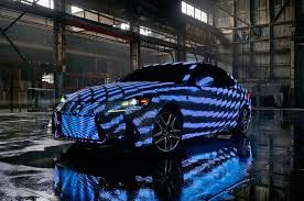 lexus france youtube one off lexus is gets lit with 41 999 leds automobile magazine