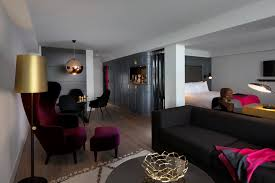 Hotels Interior Mondrian London