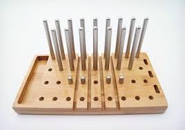 organiseur de bureau en bois modo l organiseur de bureau en bois modulable