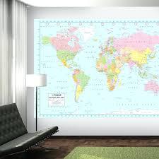 Ikea World Map Ikea World Map Mural Wall Hd 2018