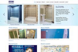 Easco Shower Door Inforest Launches Easco Shower Website Redesign Inforest