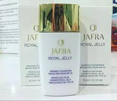Serum Royal Jelly Jafra Terbaru jual foundation jafra royal jelly radiance foundation board