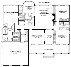 traditional house floor plans floor plan of cape cod colonial cottage country southern
