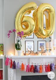 best 25 60th birthday balloons ideas on 50th