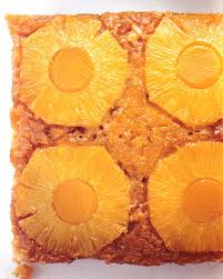upside down cake recipes martha stewart