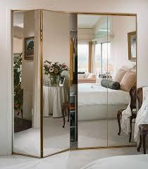 Curtain As Closet Door Best 25 Mirror Closet Doors Ideas On Pinterest Mirrored Closet