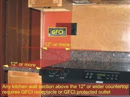 gfci distance from sink gfci distance from sink click to enlarge gfci distance from sink