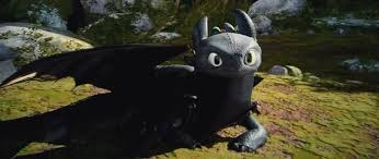 blue heaven dream train dragon toothless gya