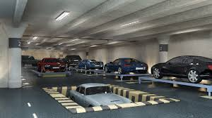12 Car Garage by Nyc Penthouse 12 East 13 Street