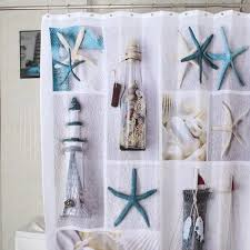 Seashell Shower Curtains Affordable Seashell Bathroom Decor About Cm Style Font B