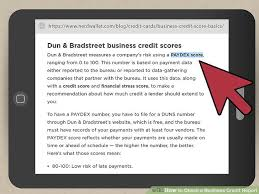 What Is Business Credit Card 4 Ways To Check A Business Credit Report Wikihow