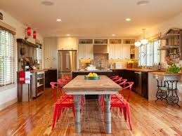 open living room kitchen floor plans rustic decorating ideas open planhen dining living room and