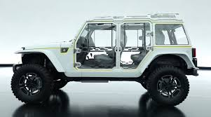 new jeep wrangler 2017 is the jeep safari concept a preview of the new wrangler jl the