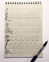 tracing paper for writing practice hand lettering for beginners a guide to getting started this hand lettering for beginners guide will give you 5 tips for getting started from