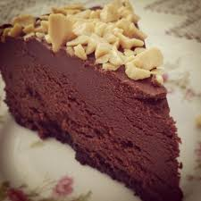 annika u0027s apron jamie u0027s chocolate and chestnut torte done my way