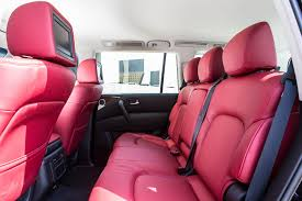 nissan patrol 2016 platinum interior limited vvip edition of the nissan patrol 2014 launched luxury mena