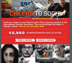 Sochi Meme - 5 powerful lgbt sochi boycotts prove social media can change everything