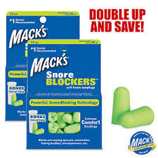 Blockers Uk Macks Snore Blockers Earplugs For Sleeping With 32db Nr 24 Pairs