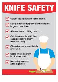 safety kitchen knives kitchen safety poster knife safety safety poster shop