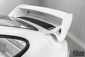 Rear Wings And Spoilers A Porsche 911 History Total 911