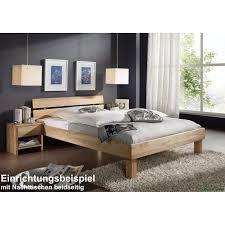 Casa Natura Schlafzimmer Massivholz Bett Mit Schubladen Kernbuche Massiv Geölt Campino