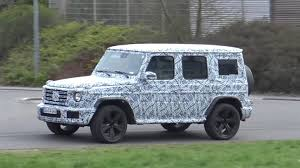 used mercedes g wagon mercedes benz gives the g class a turbocharged straight six engine