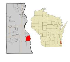 Wisconsin Assembly District Map by Cudahy Wisconsin Wikipedia