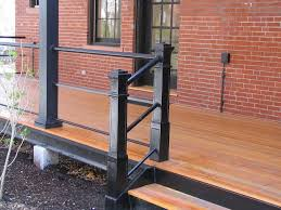 cast iron porch posts standfast works forge