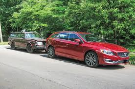 volvo station wagon 2015 2015 volvo v60 t5 four seasons wrap up